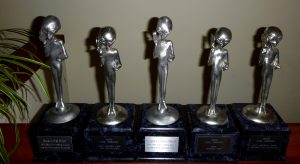 Patty Greer's 5 EBE Awards