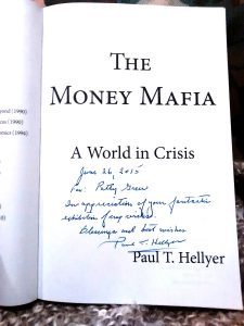 Paul Hellyer comment on Patty Greer Films
