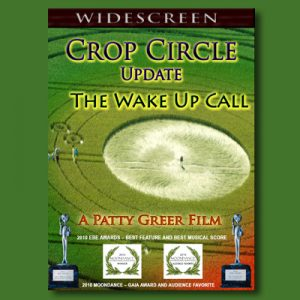 Crop Circle Update - The Wake Up Call by Patty Greer