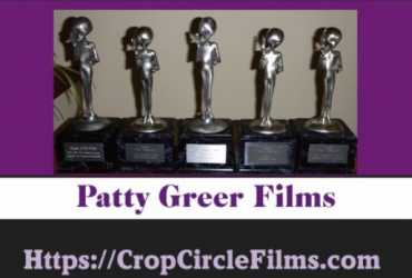 Patty Greer Films New Website and Business Card 2017 Features 5 Handsome EBE Awards