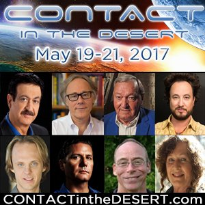 Patty Greer New Paradigm Presentations for Contact In The Desert 2017