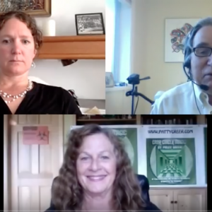 Patty Greer, Laura Eisenhower, Alfred Lambremont Webre on #gaiatv, #GEM