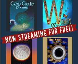 FREE Award Winning UFO Films ~ Happy Holidays from Patty Greer