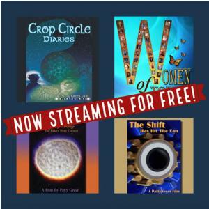 FREE Award Winning UFO Films ~ Happy Holidays from Patty Greer